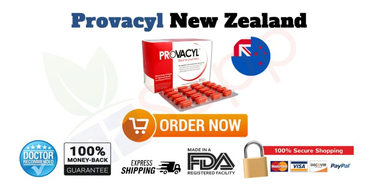 Buy Provacyl in New Zealand