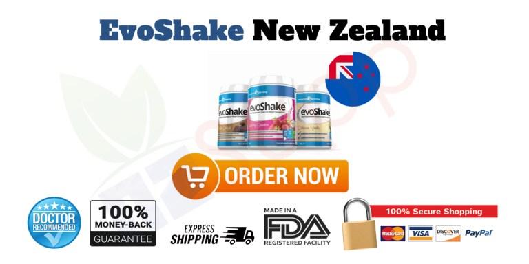 Buy EvoShake in New Zealand