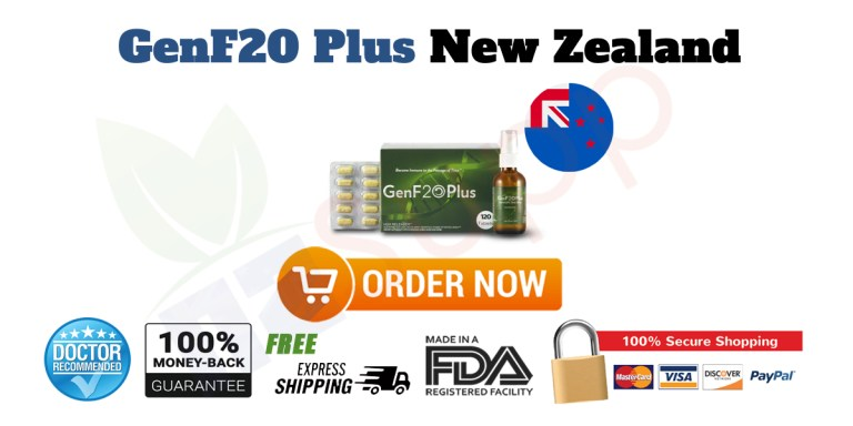Buy GenF20 Plus in New Zealand