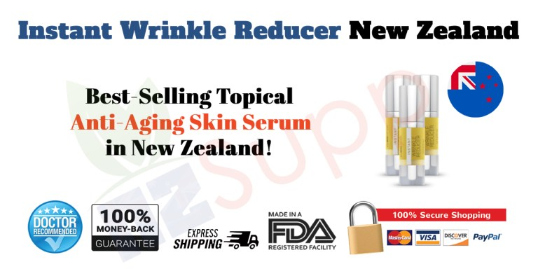 Instant Wrinkle Reducer New Zealand Review