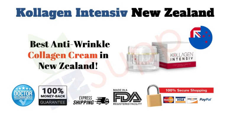Kollagen Intensiv New Zealand Review