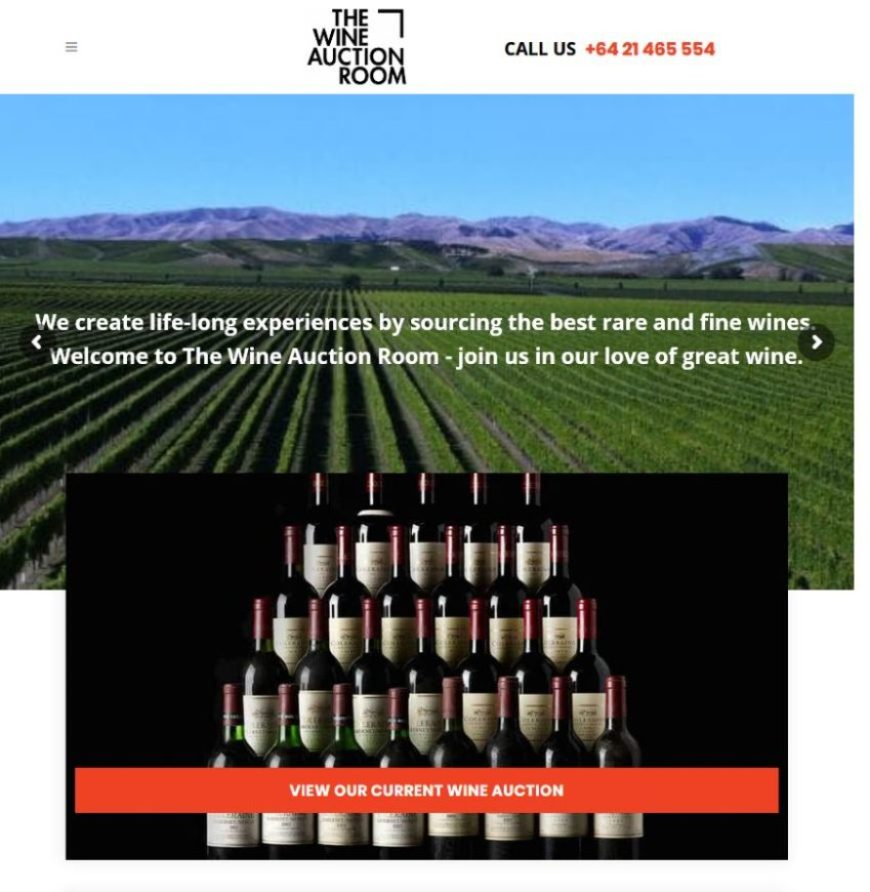 Click Here to Visit The Wine Auction Room - https://www.wineauctionroom.com/
