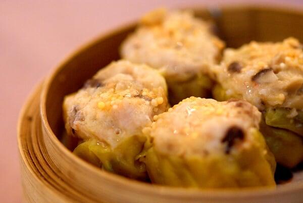 Steamed Pork Dumpling Siew Mai