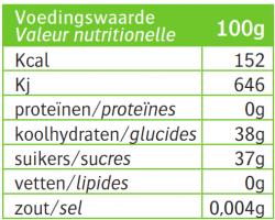 Voedingswaardetabel_Bezegaard-Kiwibes-ananas-limoen