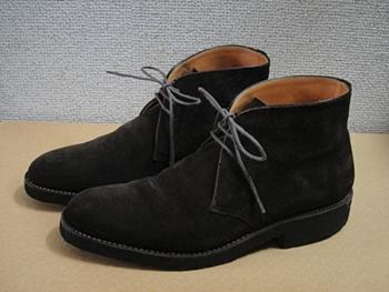 岩井靴店のカスタムオーダー