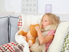 Folk treatments for cough in children