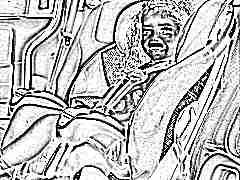 Как крепить детское кресло в машине?