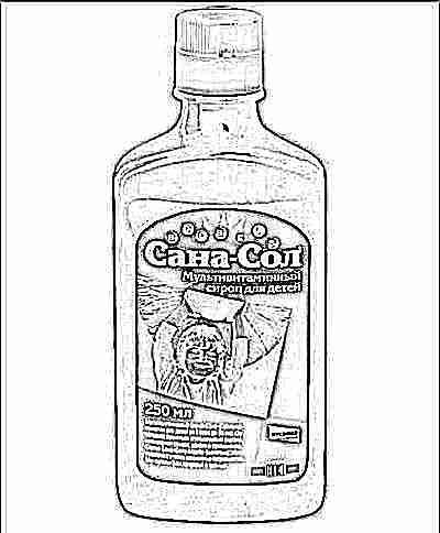 Финские витамины sana sol как принимать. Сана-сол инструкция по применению, аналоги, противопоказания, состав и цены в аптеках