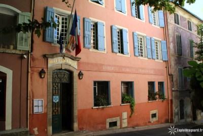 barjols-mairie