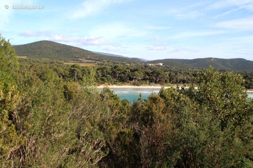Le sentier du littoral, de l'Argentière à l'Estagnol | La Londe-les-Maures
