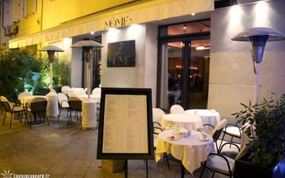 La Môme, un restaurant de gastronomie italienne | Cannes