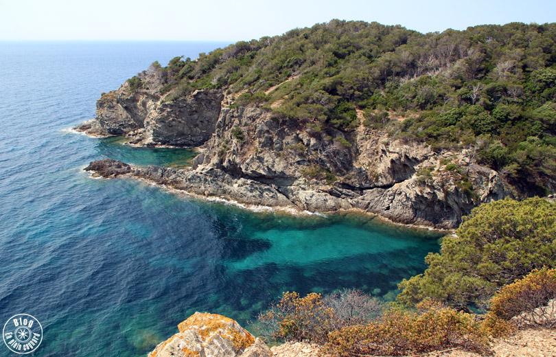 Une journée sur l'île de Porquerolles   Hyères-les-Palmiers