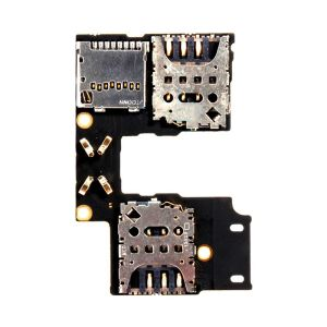 Slot Chip Motorola G3, peças e componentes para celular