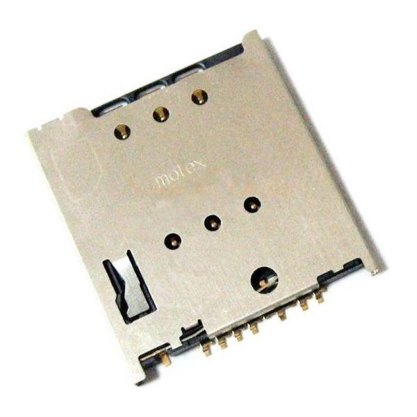 Slot Chip Motorola G1, peças e componentes para celular