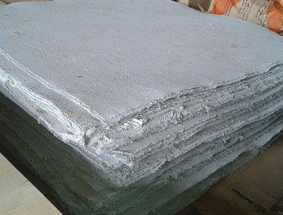 Levy asbestia kylpyyn
