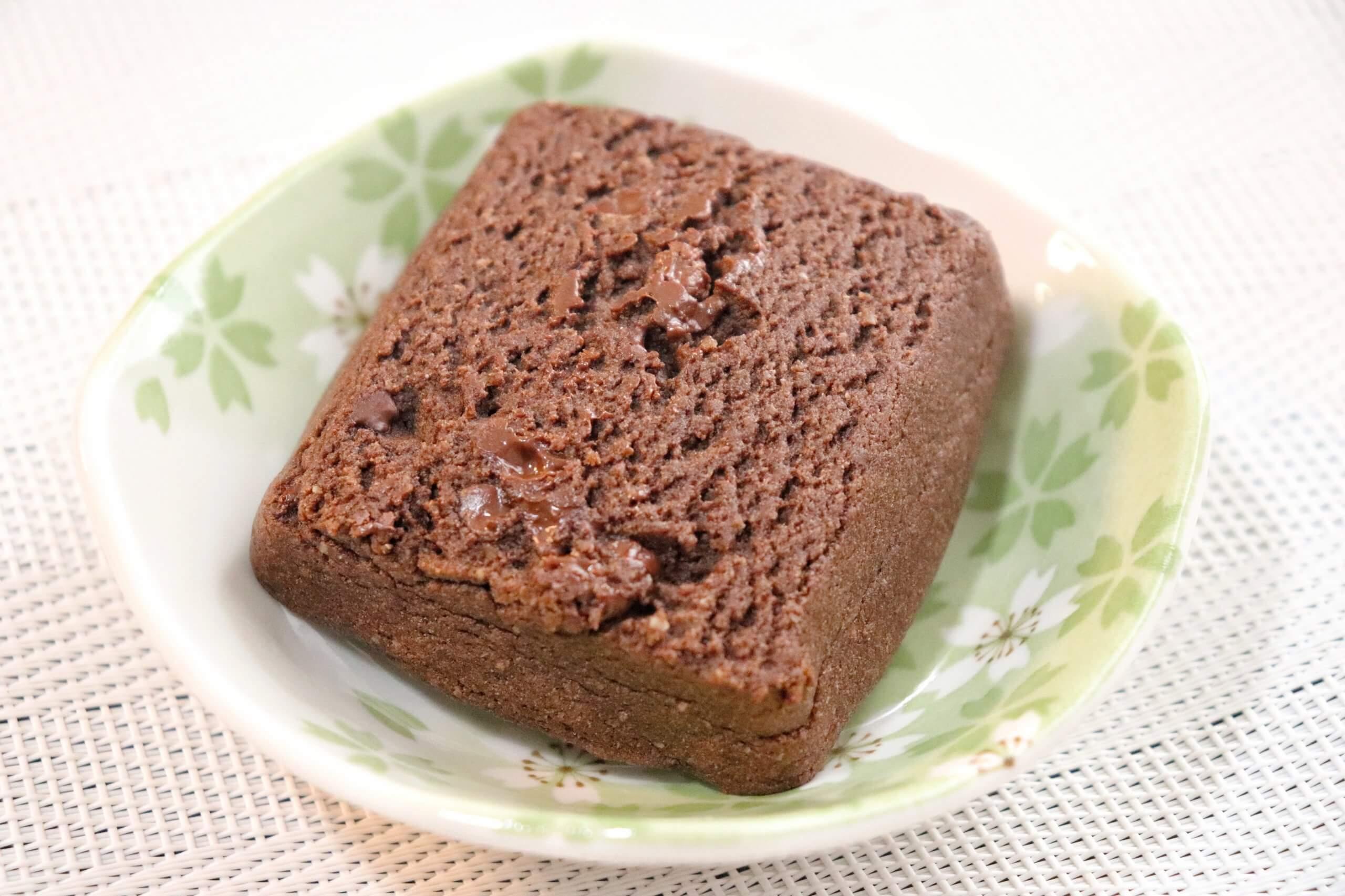 プロテインブラウニー チョコレート味