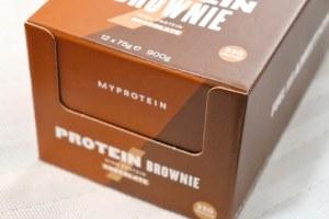 マイプロテイン プロテインブラウニー チョコレート味 箱