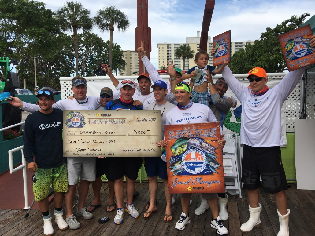 UF Balfour Beatty Construction Tournament First Place