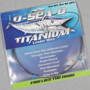 O-Sea-D Titanium