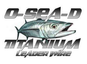 o-sea-d titanium leader wire