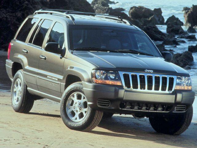 99 Jeep Grand Cherokee Laredo Specs
