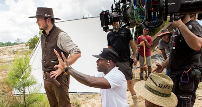 Image result for antoine fuqua the magnificent seven