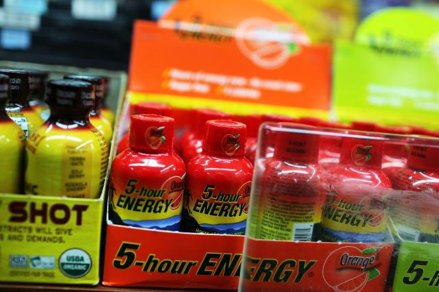 Energy drinks warning for children