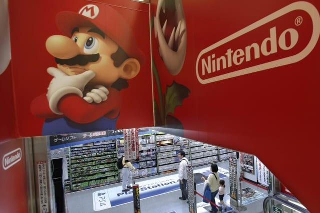AP Explains Super Mario