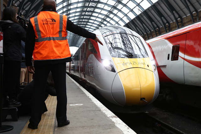 Rail firms' £3.5billion profit despite passengers' fury at dire service