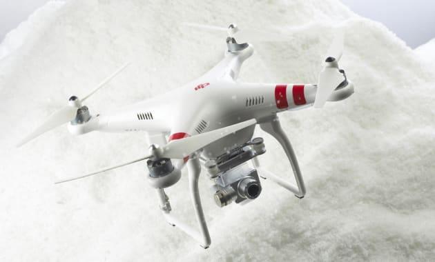 Il rapporto di FAA mostra la punta negli incidenti in relazione con il fuco del traffico aereo