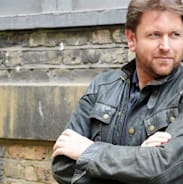 James Martin has been hiding a secret girlfriend – for five years