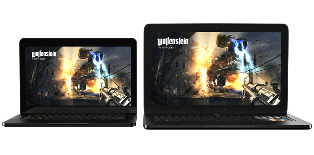 Razer refreshes its Blade gaming laptops with NVIDIA Maxwell GPUs, multitouch support