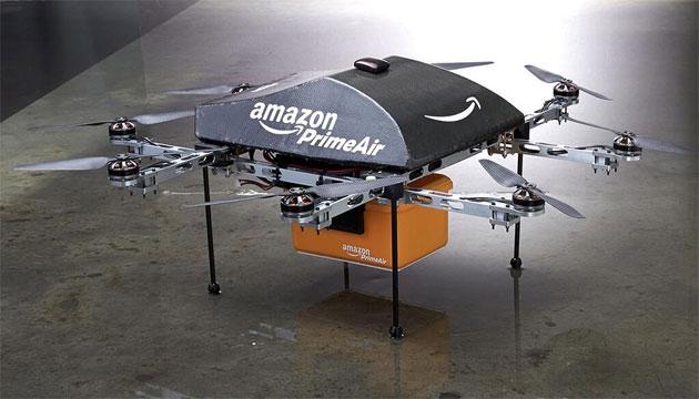 Amazon minaccia di prendere il suo fuco della consegna che prova oltremare