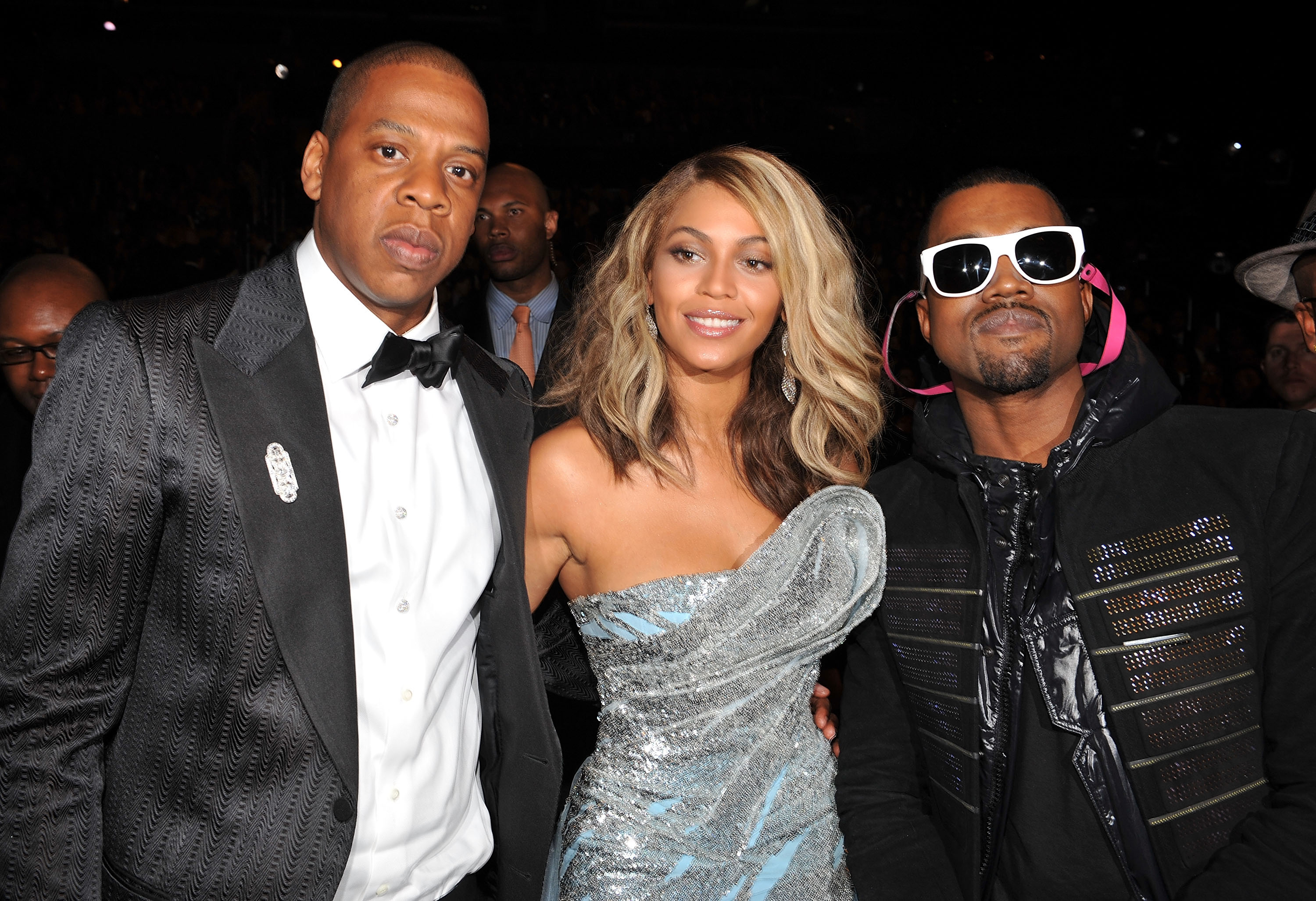 Image result for beyonce kanye and jay z
