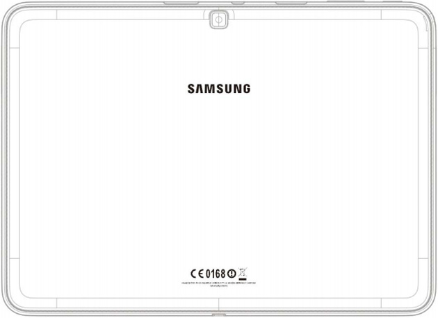 Samsung SM-T530 tablet at the FCC