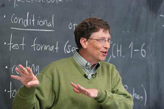 Bill Gates abandona la presidencia de Microsoft