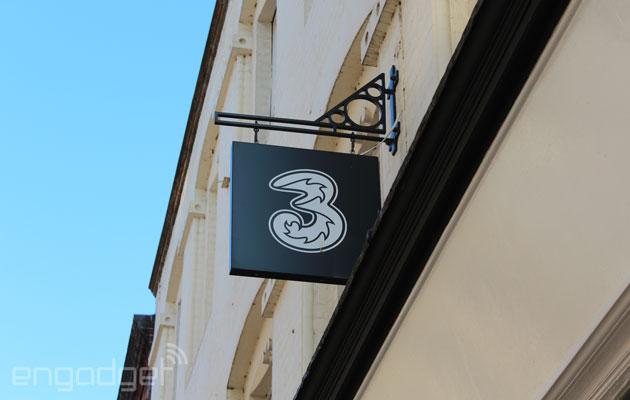 Tre infine dividono quanto dei suoi clienti stanno usando 4G