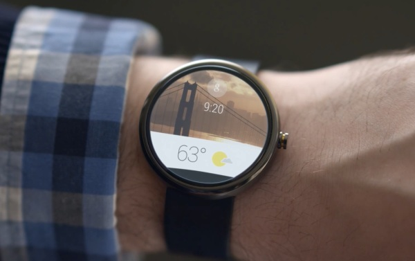 Android Wear Google wearables
