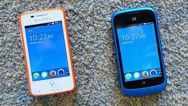 Mozilla lanzará smartphones de 25 dólares con ayuda de Spreadtrum