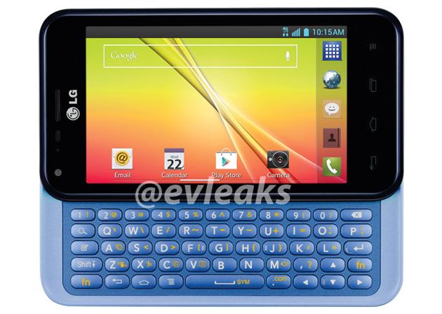 LG Optimus F3Q for T-Mobile