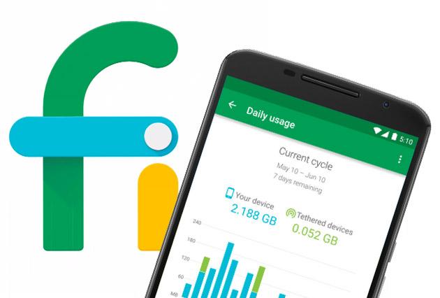 Google lanza su propia red móvil para los usuarios del Nexus 6