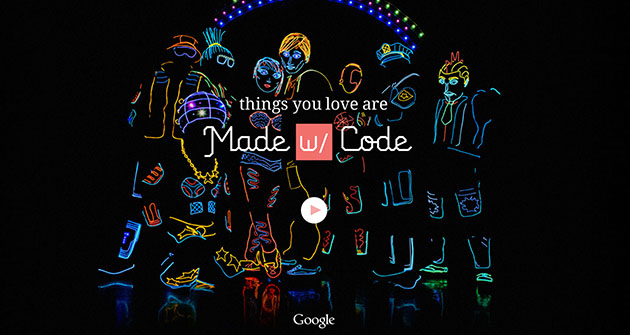 Le programme de Google pour inciter les femmes à coder
