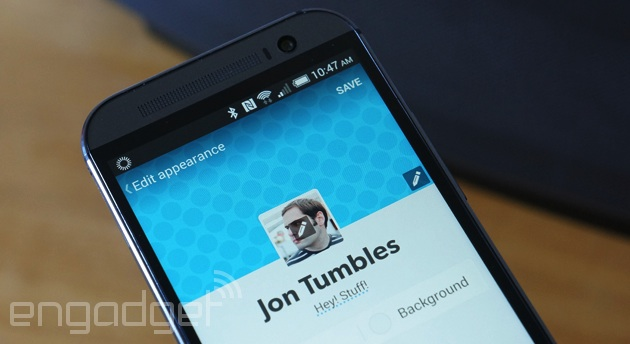 Editing Tumblr on Android
