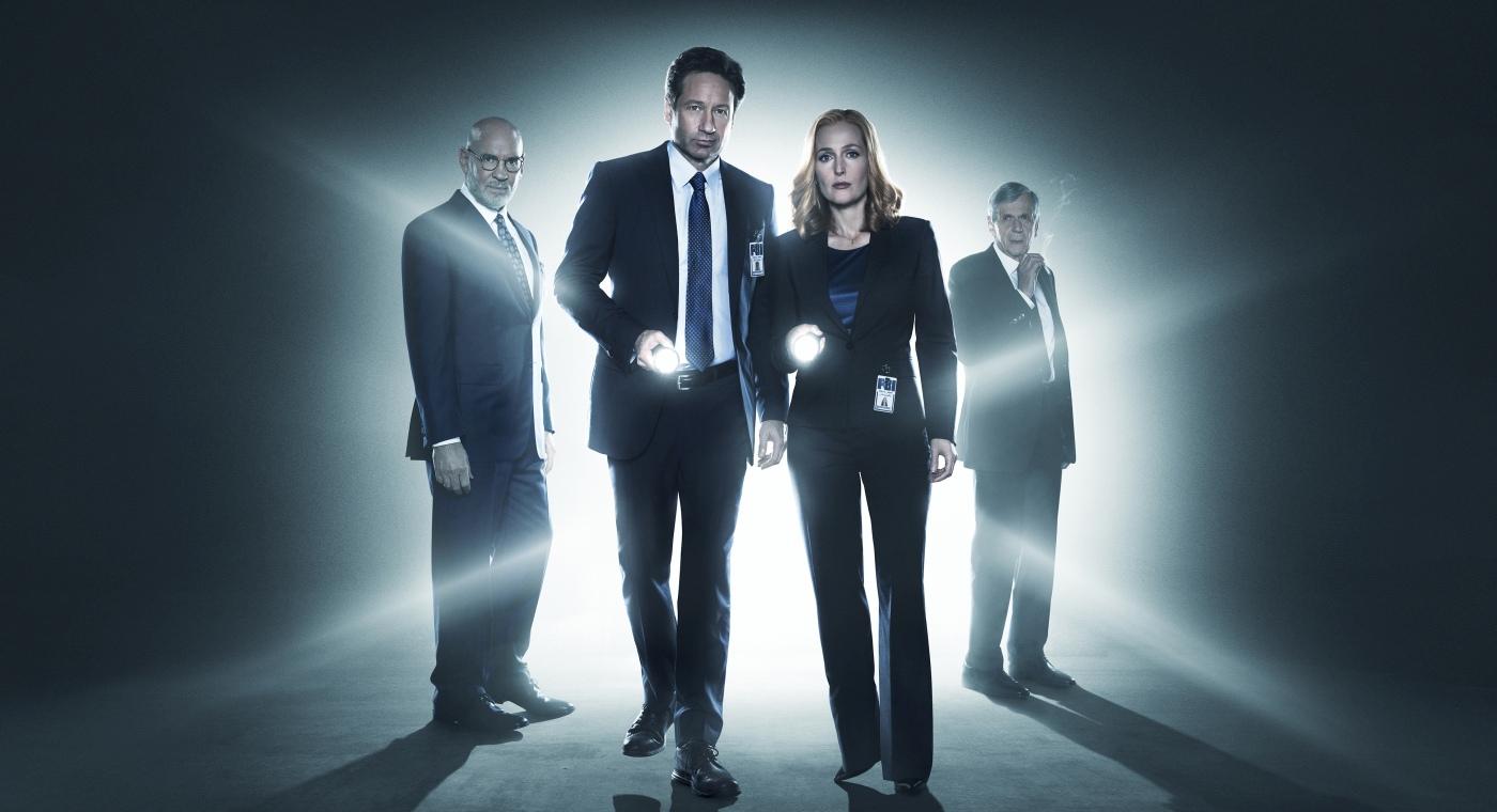"""Che cosa è sul vostro HDTV: """"X Files,"""" """"Outta diritto Compton,"""" meraviglia contro CC"""
