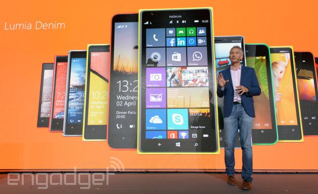 Il nuovo aggiornamento del Lumia di Microsoft aggiunge la registrazione 4K e più ad alcuni telefoni di Windows