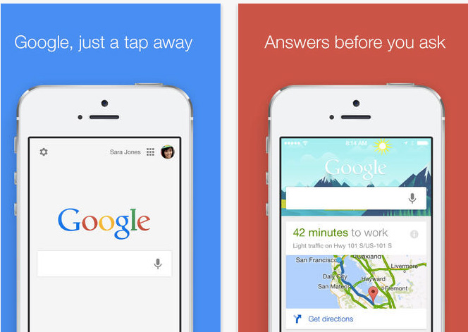 Google Search for iOS gets smarter with conversational voice