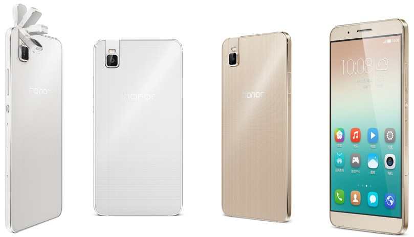 Honor 7i lançado oficialmente pela Huawei 1