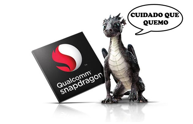 El Galaxy S6 no llevará Snapdragon por problemas de temperatura