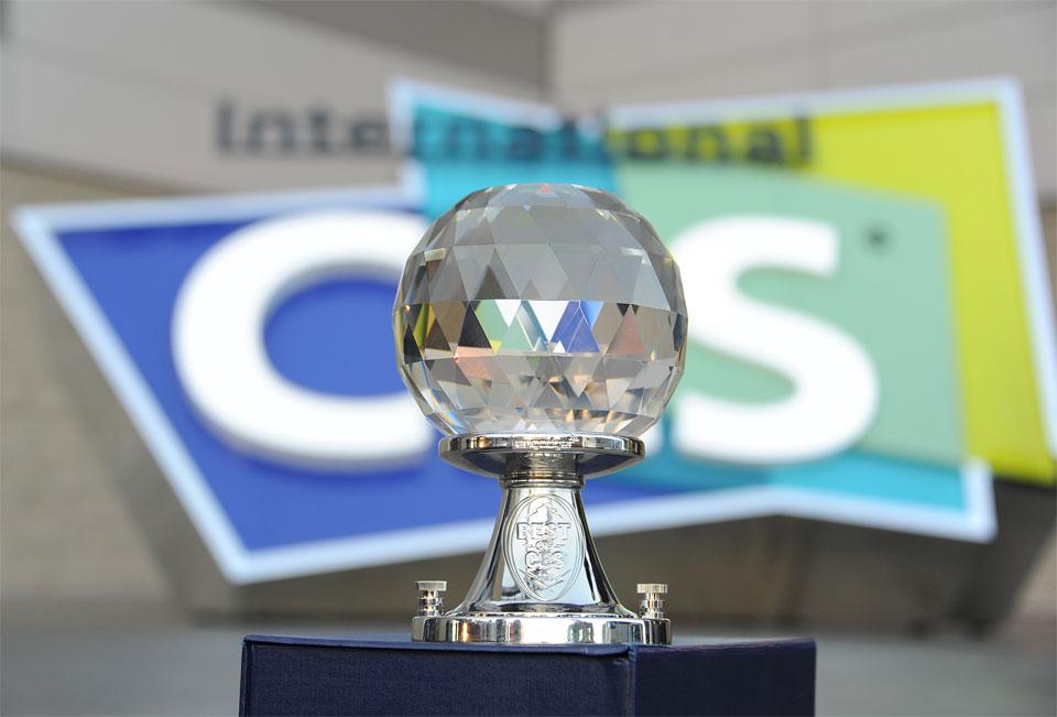 Presentazione del meglio dei vincitori di CES 2015!