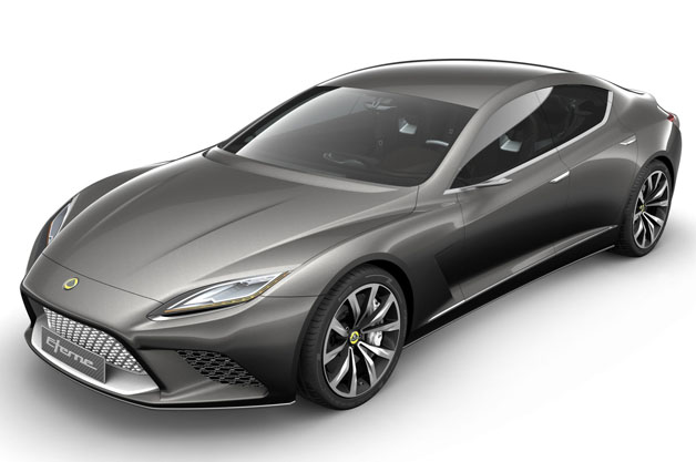 Lotus Eterne Sedan